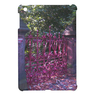 Gates to Strawberry Fields Liverpool Cover For iPad Mini