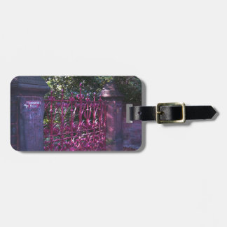 Gates to Strawberry Fields Liverpool Luggage Tag