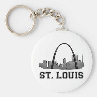 Gateway Arch in St. Louis Keychain