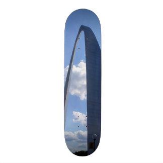 Gateway Arch Skateboard Deck
