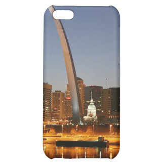 Gateway Arch St. Louis Mississippi at Night Case For iPhone 5C