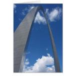 Gateway Arch, St. Louis, Missouri Card