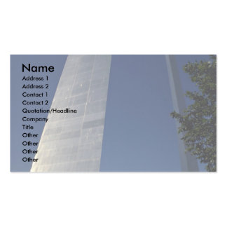 Gateway Arch, St. Louis, Missouri, USA Business Card Templates
