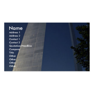 Gateway Arch, St. Louis, Missouri, USA Business Cards
