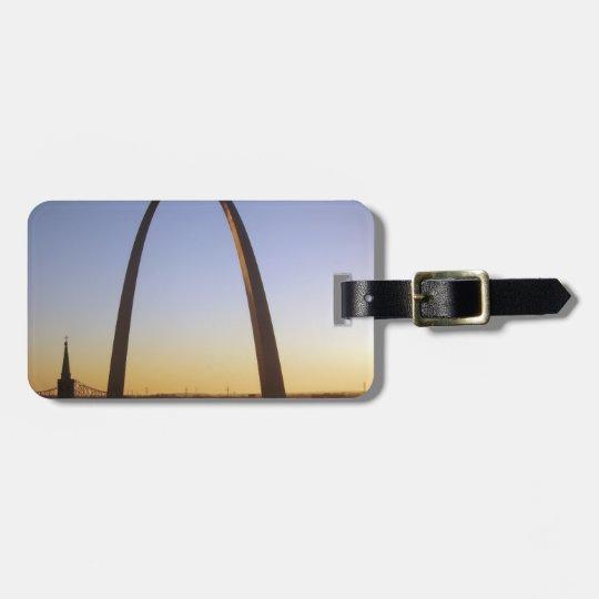 Gateway Arch, St. Louis, MO Luggage Tag