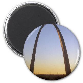 Gateway Arch, St. Louis, MO Magnet
