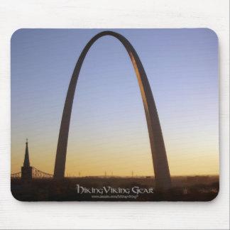 Gateway Arch, St. Louis, MO Mouse Pad
