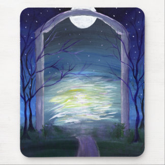 Gateway at the Edge of Forever: Fae Haven Mousepad
