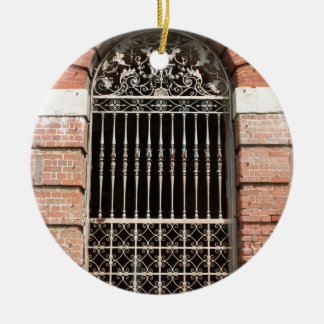 Gateway Ceramic Ornament
