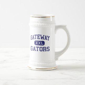 Gateway Gators Middle Huntington Beer Stein