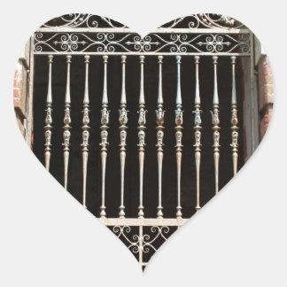 Gateway Heart Sticker