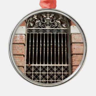 Gateway Metal Ornament