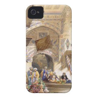Gateway of a Bazaar, Grand Cairo, pub. 1846 (litho Case-Mate iPhone 4 Cases