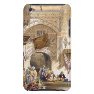 Gateway of a Bazaar, Grand Cairo, pub. 1846 (litho iPod Touch Case