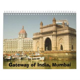 Gateway of India, Mumbai calendar