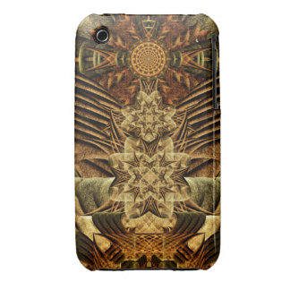 Gateway of the Ancients Mandala iPhone 3 Cover