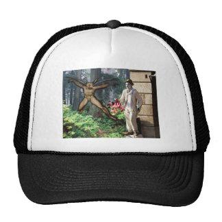 GATEWAY OF THE FACADE MESH HATS