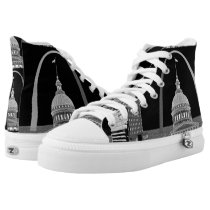 Gateway on Edge High-Top Sneakers