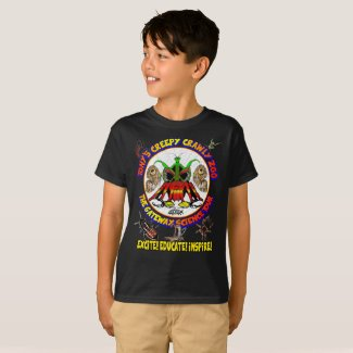 Gateway Science Tour kids T-shirt