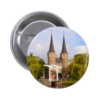 Gateway to Delft Buttons