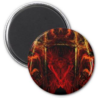 Gateway to Eternal Torture 2 Inch Round Magnet