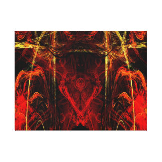 Gateway to Eternal Torture Stretched Canvas Prints