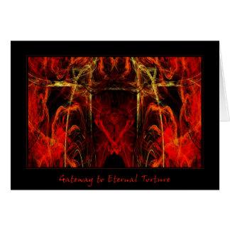 Gateway to Eternal Torture Card