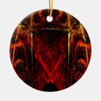 Gateway to Eternal Torture Ceramic Ornament