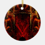 Gateway to Eternal Torture Christmas Ornaments