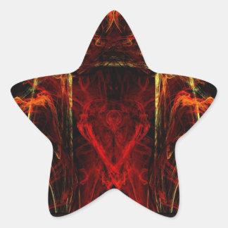 Gateway to Eternal Torture Star Sticker