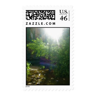 Gateway to Heaven 1 Postage Stamps