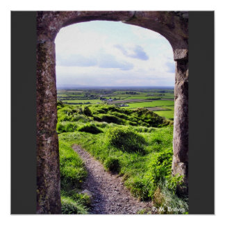 Gateway to Ireland Print