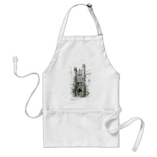 Gateway to Kings College Adult Apron