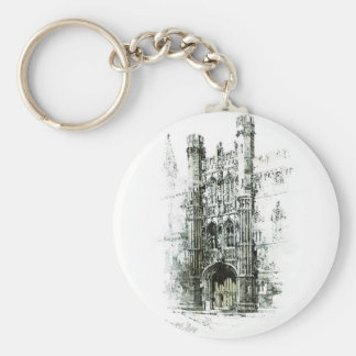 Gateway to Kings College Keychain