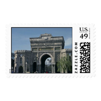 Gateway To Knowledge Postage Stamps