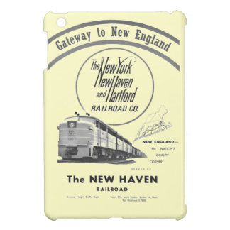 Gateway to New England, New Haven Railroad Case For The iPad Mini
