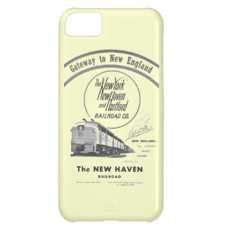 Gateway to New England, New Haven Railroad iPhone 5C Case