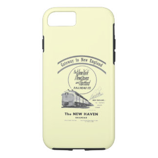 Gateway to New England, New Haven Railroad iPhone 7 Case