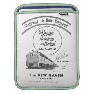 Gateway to New England, New Haven Railroad Sleeves For iPads