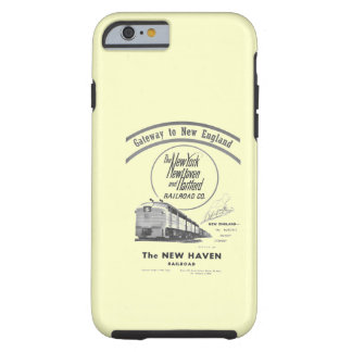 Gateway to New England, New Haven Railroad Tough iPhone 6 Case