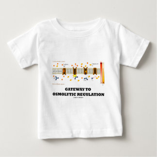 Gateway To Osmolytic Regulation (Active Transport) Baby T-Shirt