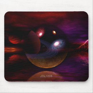 Gateway To Other Worlds Mouse Pad
