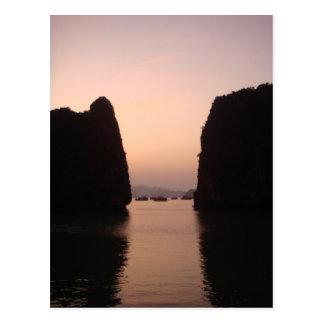 Gateway to Paradise Postcard