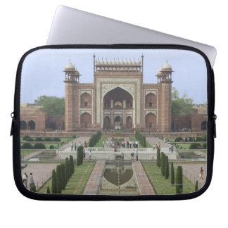 Gateway to Taj Mahal, India Computer Sleeve