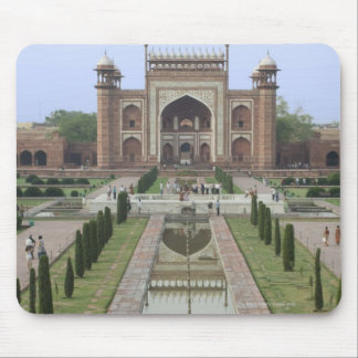 Gateway to Taj Mahal India Mouse Pad