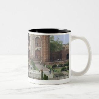 Gateway to Taj Mahal India Mugs