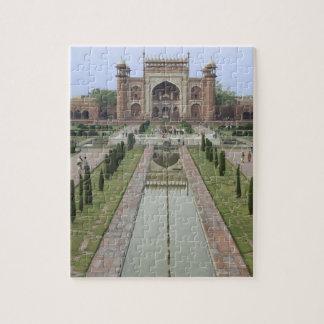 Gateway to Taj Mahal, India Puzzles