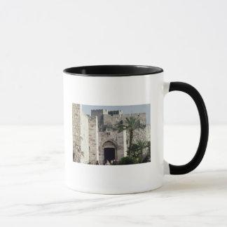Gateway to the Old City Mug