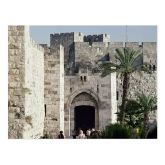 Gateway to the Old City Postcard