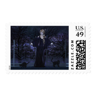 Gateway to the Shadowlands Postage